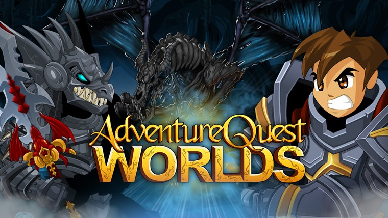 Adventure Quest Worlds - Free Fantasy MMORPG Game