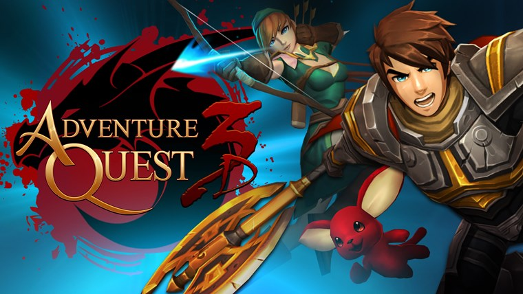 Play Adventure Quest 3D