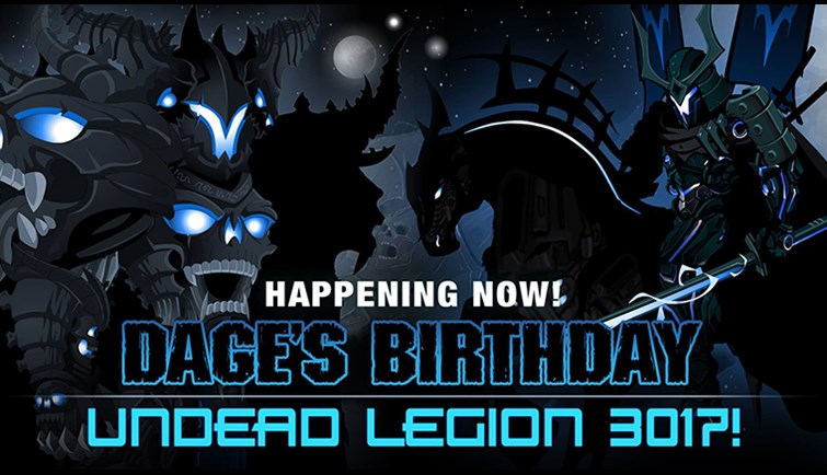 Celebrate Dage's Birthday