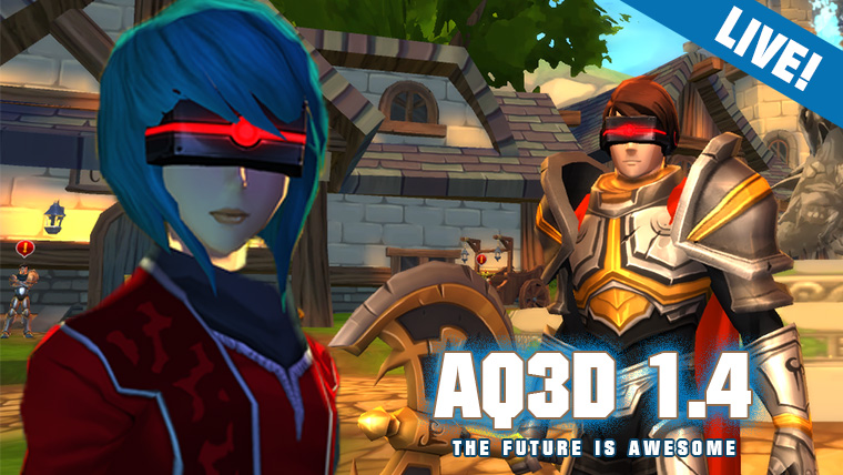 AQ3D version 1.4