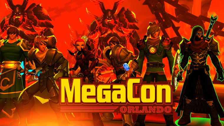 Meet Artix at MeganCon!