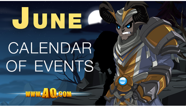 AQW: June Events