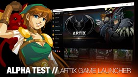 Artix Games Launcher