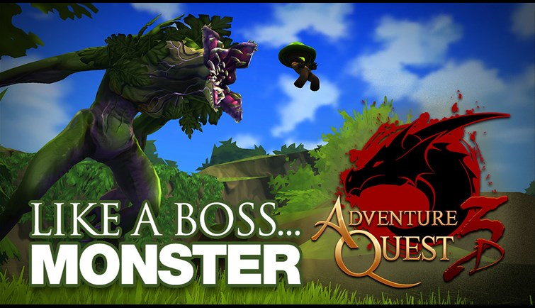 AQ3D Daily Boss Fights
