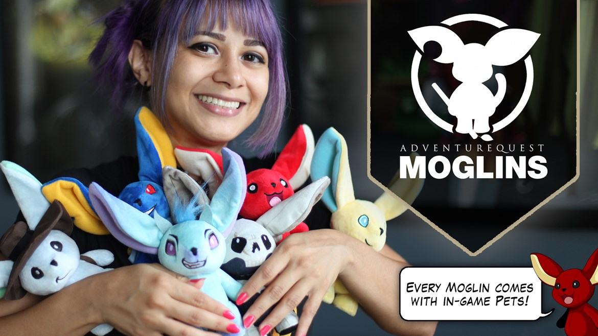 Moglin KickStarter is Live