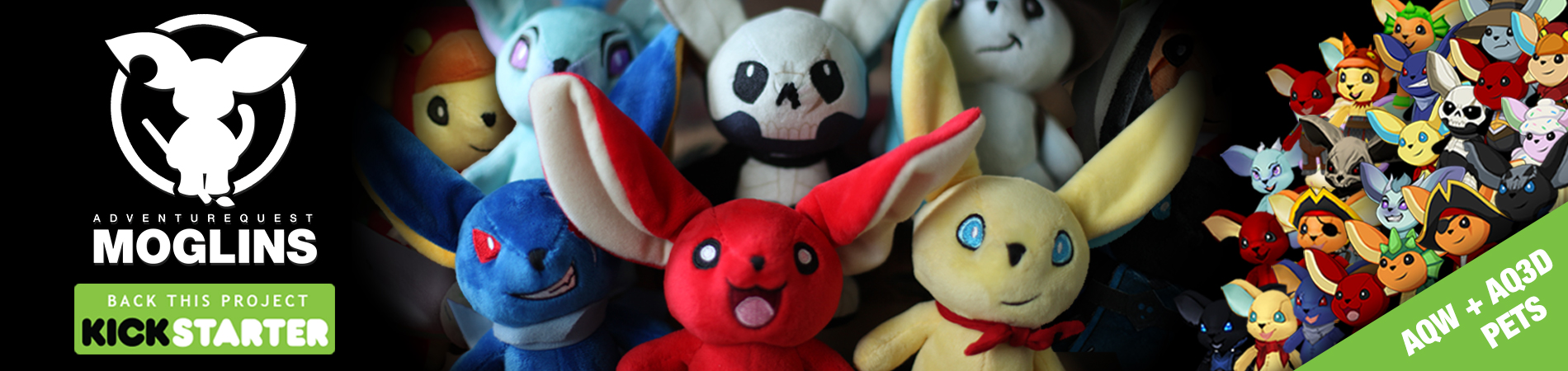 Help bring Moglins to Real Life!