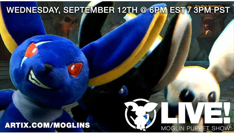 Moglin LiveShow Tonight