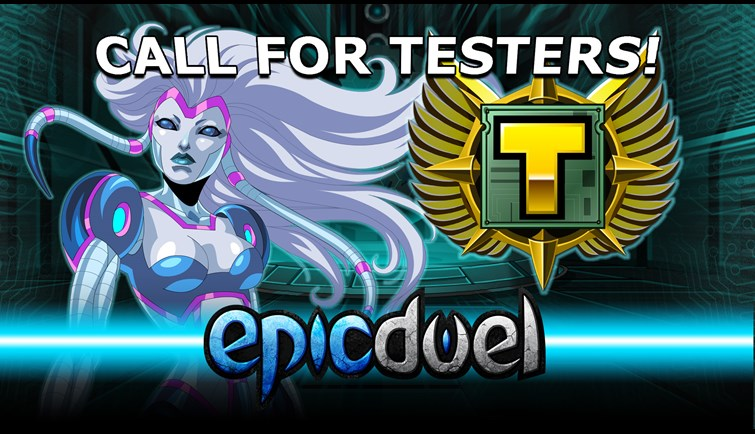 EpicDuel Testers Wanted
