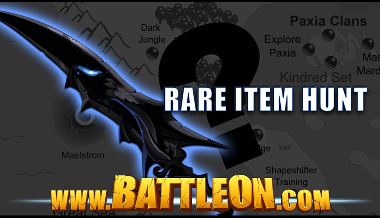 Rare Item Hunt + LTS Update