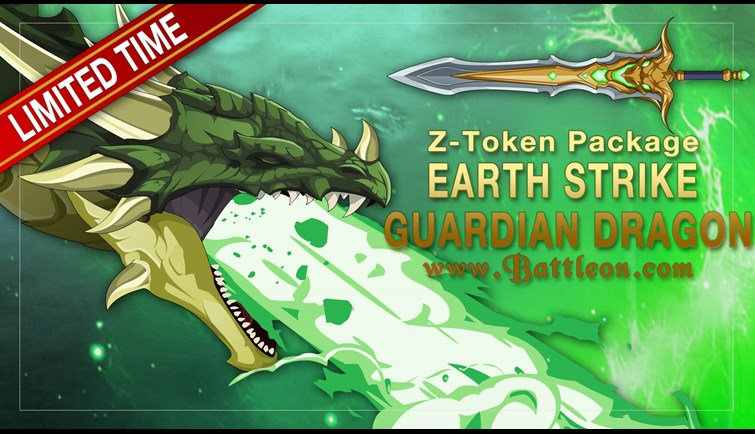 Limited-Time Guardian Dragon Package