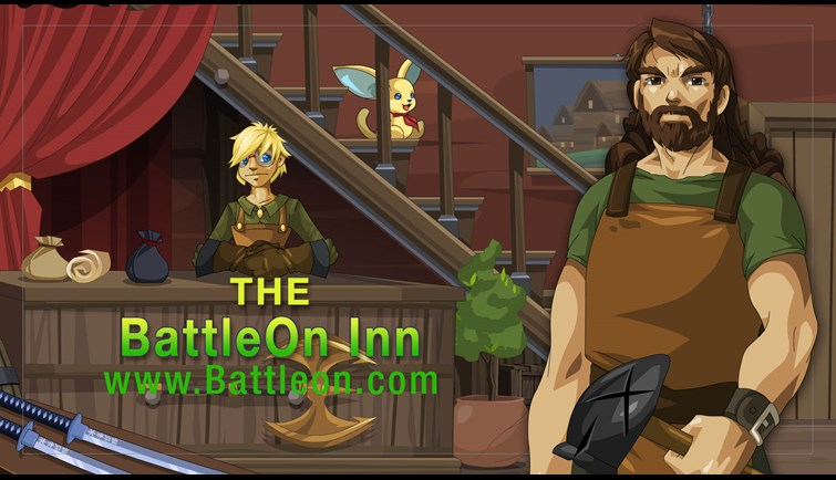 BattleOn Inn Update + Golden Giftboxes
