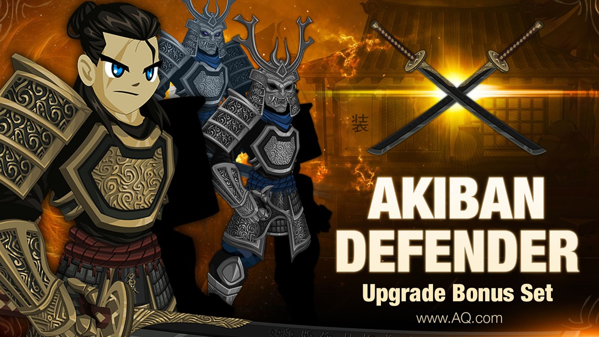 Become an Akiban Defender