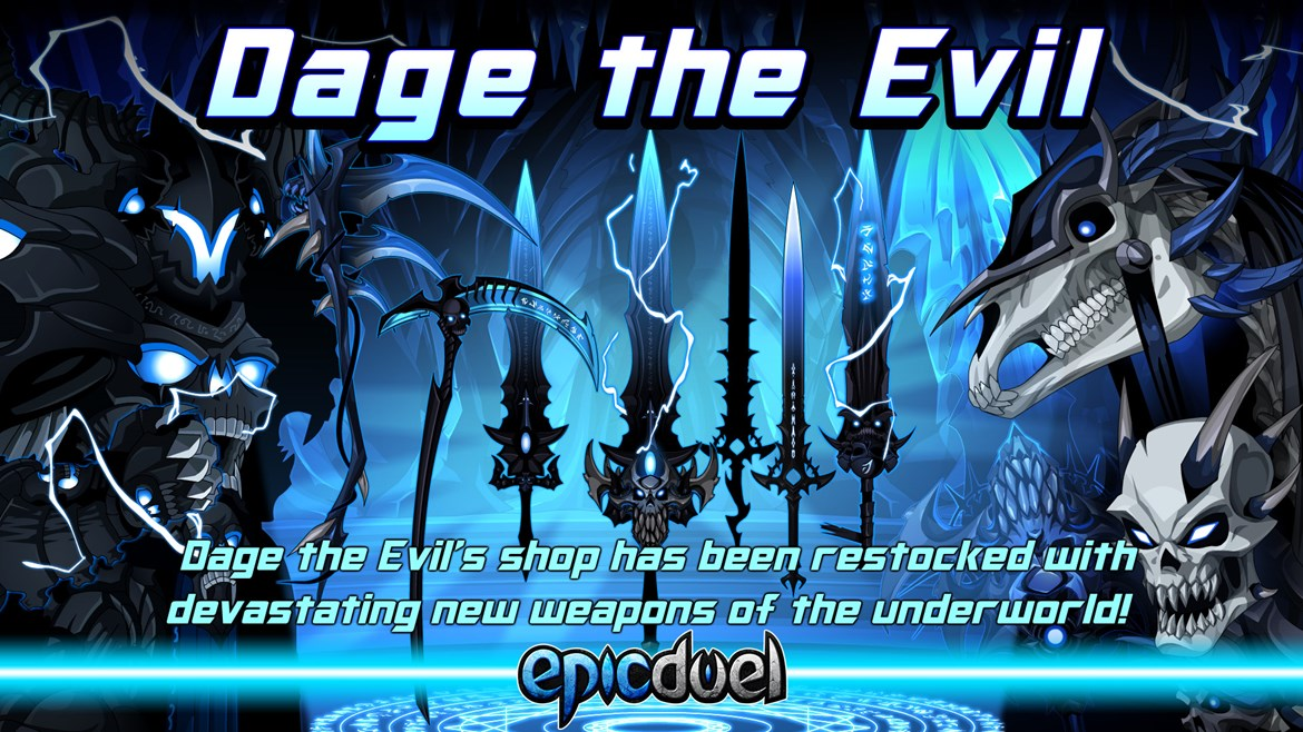 EpicDuel and Dage