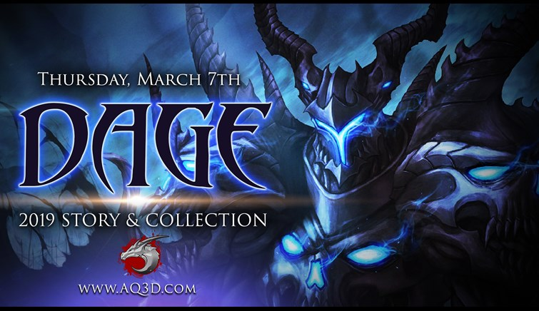 Dage's Story    now with 100% more Undead Horse