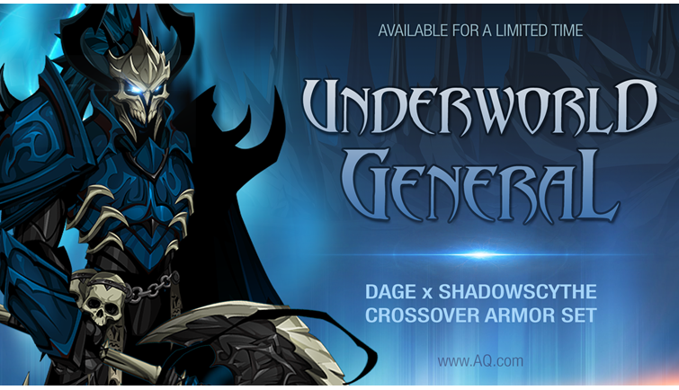Underworld General Set