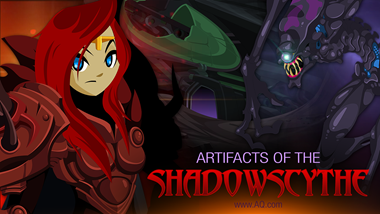 ShadowScythe Artifacts