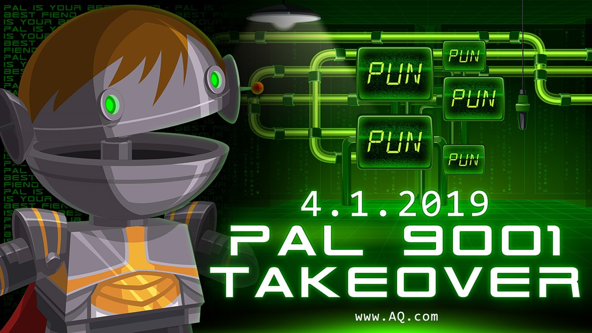PAL 9001 Takeover