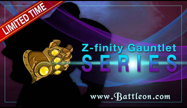 Z-finity Gauntlet Series