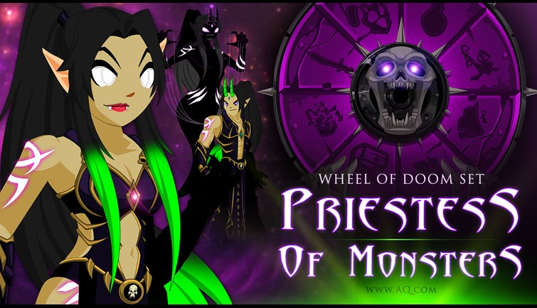 Priestess of Monsters