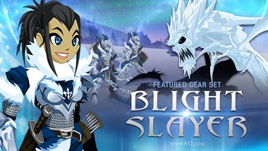 Featured Gear: BlightSlayer