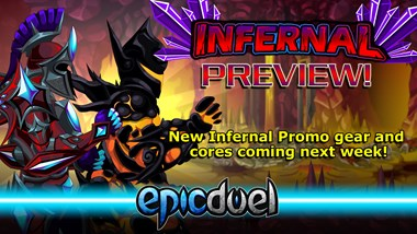 Infernal Promo Preview