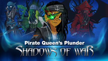Shadows of War Pirate Queen 1