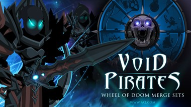 Wheel of Doom - Void Pirates