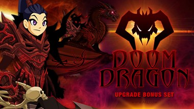 DoomDragon Upgrade Bonus