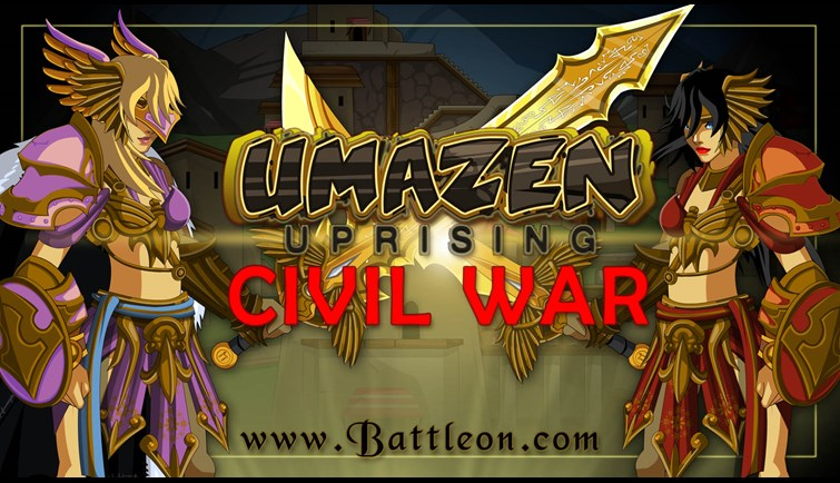 Umazen Civil War