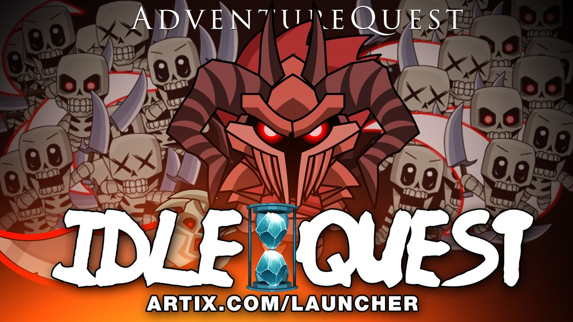 Just released! IdleQuest