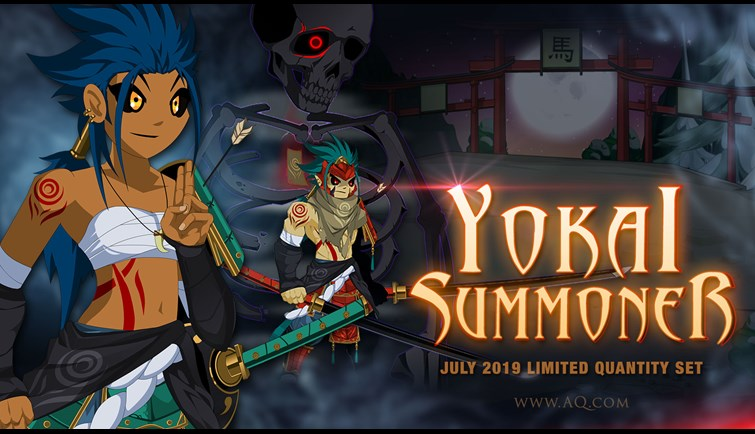 Yokai Summoner LQS