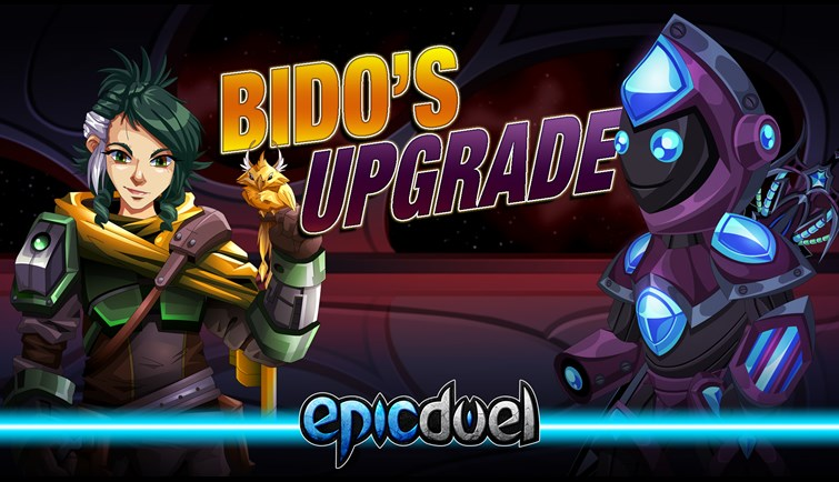 Bido's Upgrade