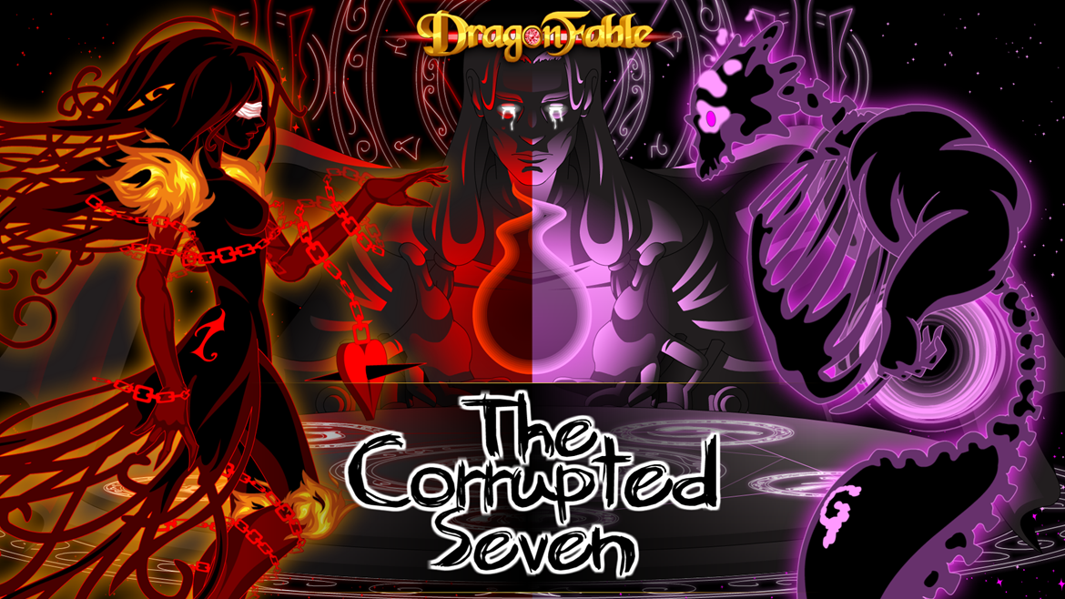 The Corrupted Seven: Part 2