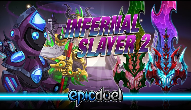Infernal Slayer 2 and Mega Rewards