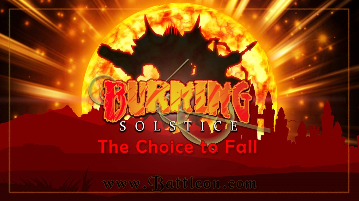 Burning Solstice V