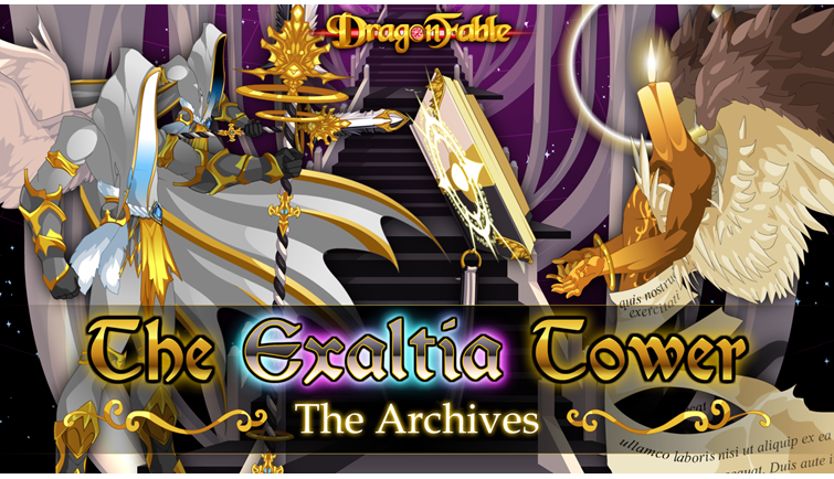 The Exaltia Tower: The Archives