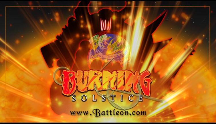 Burning Solstice Finale