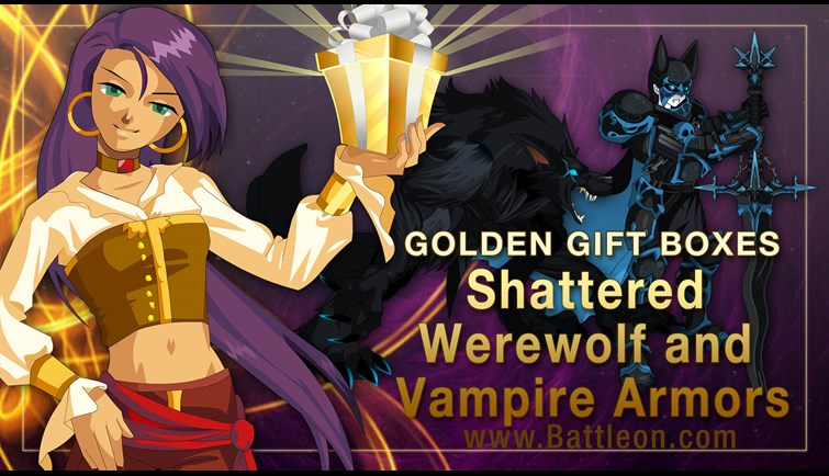 October Golden Giftboxes and Limited-Time Shop