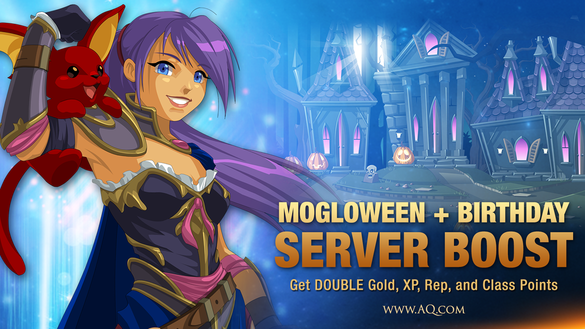DOUBLE Holiday Server Boost