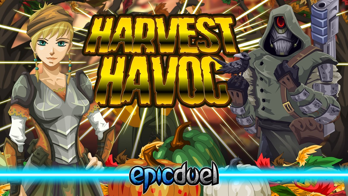 Harvest Havoc Surprise!