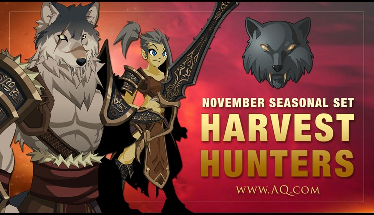 November Seasonal Set 2019