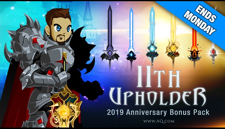 Last Chance for 11th Upholder