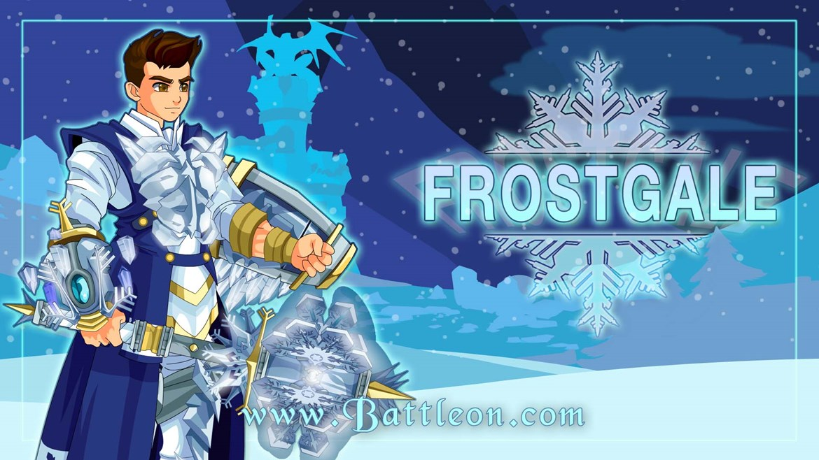 Frostgale Set - Secret of the Lost Tower