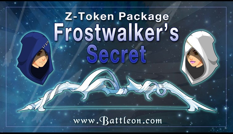 Frostwalker's Secret 2500 Z-Token Package Bonus
