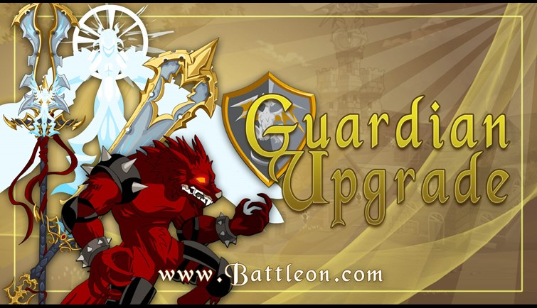 Guardian Upgrade