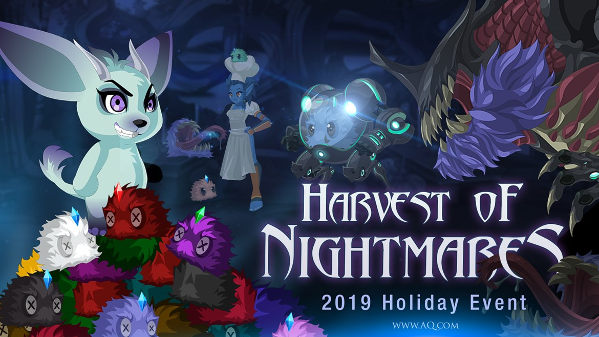 Harvest Of Nightmares