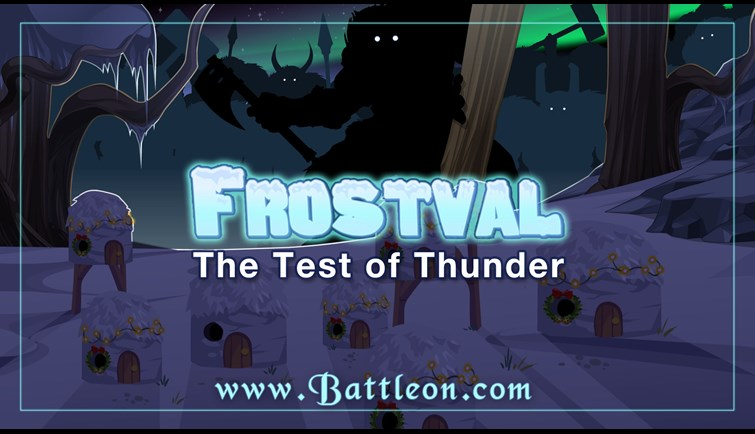Frostval: The Test of Thunder
