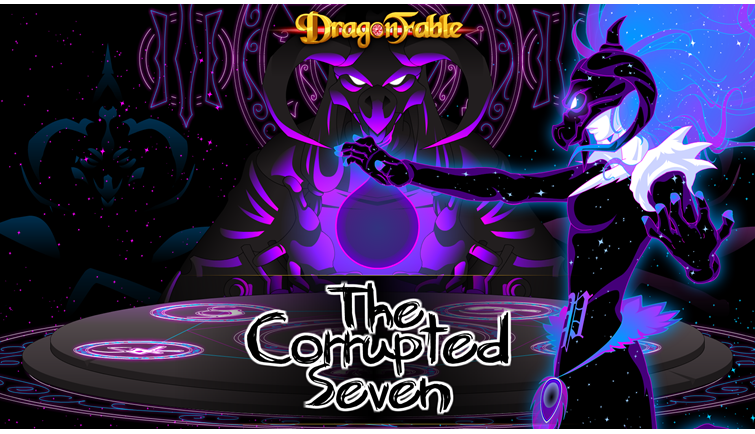 The Corrupted Seven: Pride