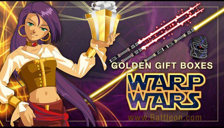 January Golden Giftboxes