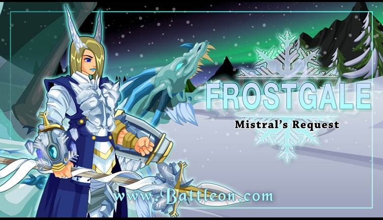 Frostgale part 3 - Mistral's Request